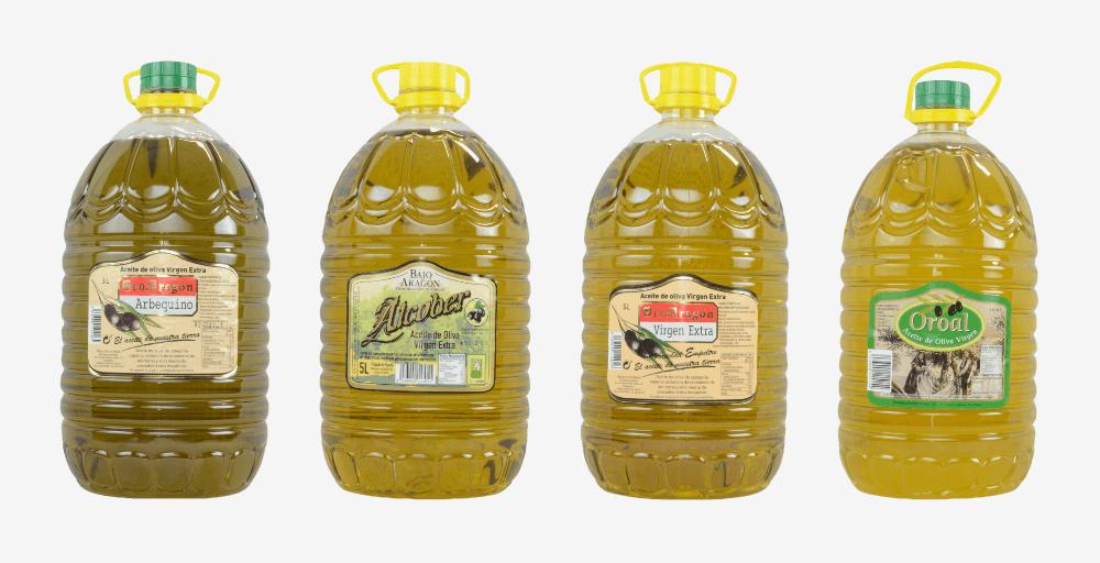 lote de aceite
